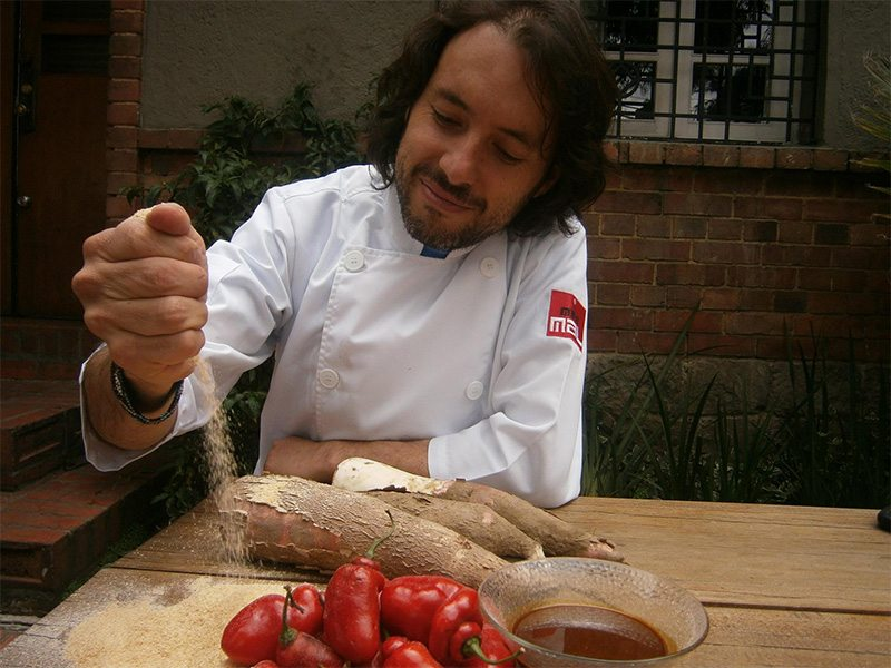 Chef Eduardo Martínez 2