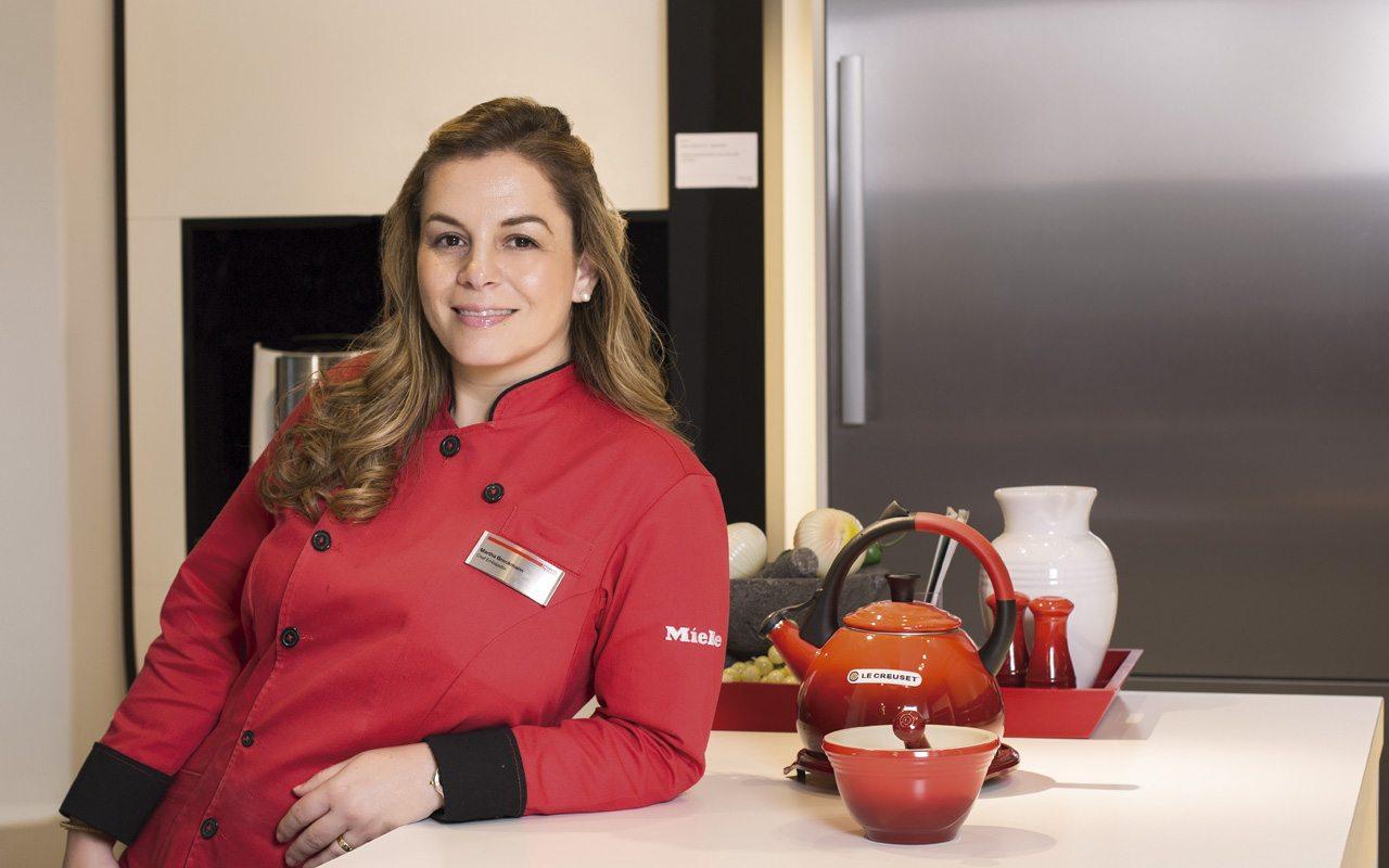 Chef Martha Brockmann