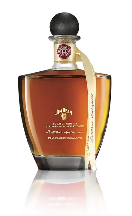 Distillers Masterpiece. La botella más exclusiva de la marca.