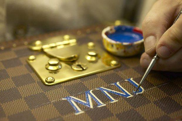 La personalización en busca de un estilo propio. (Foto: Cortesía Louis Vuitton)