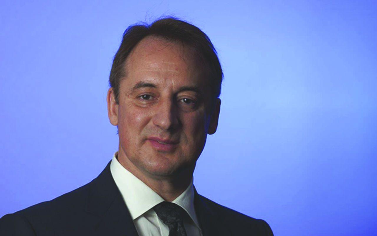 Bart Pattyn CEO de Coface América Latina.