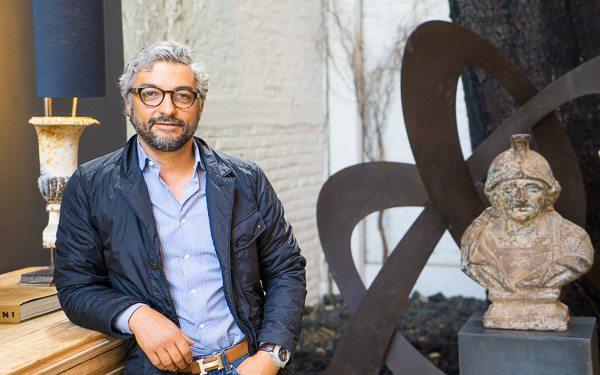 Alejandro Escudero. Foto: Laura Badzka