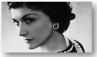 Coco Chanel. (Foto: wowmujer.com)