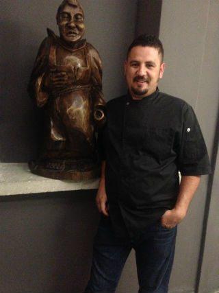 Chef José Manuel Baños. (Foto: Raquel del Castillo)