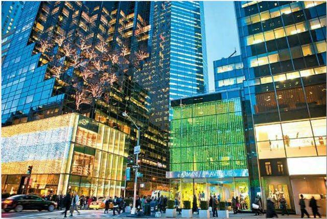 5th Avenue, una de las mejores calles para el shopping de lujo. (Foto: outlooktraveller.com)