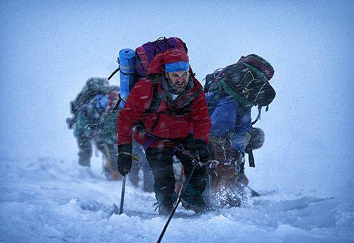 Everest. Foto cortesía del Festival Internacional de Cine de Venecia