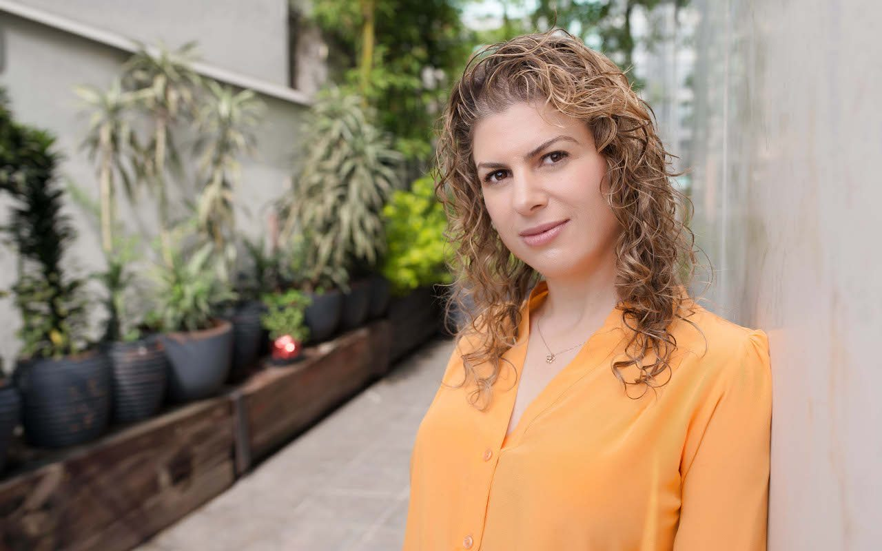 Deborah Berebichez (Foto: Fernando Luna)