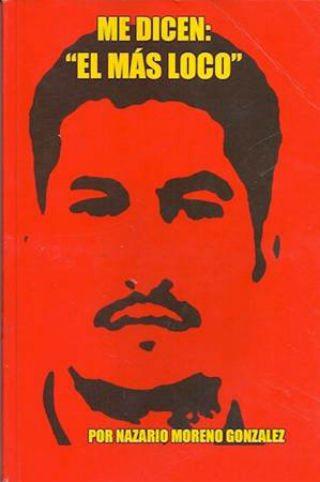 Portada del libro prohibido por el Ejército Mexicano.