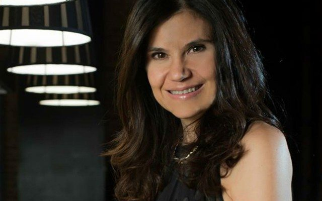 Sandra Fernández, sommelier.