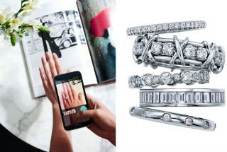 Tiffany & Co. Ring Finder. (Foto: catarambulo.com)
