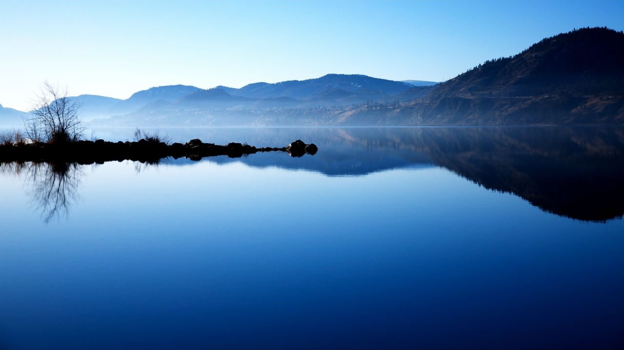 A lo largo del lago Skaha. (Foto: wikipedia.org)