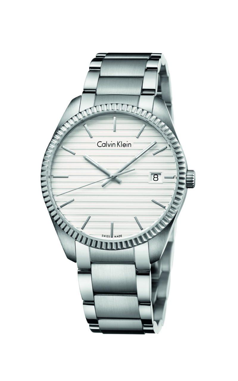 La línea Infinite supone la incursión en un segmento del mercado de la relojería nuevo para Calvin Klein: es su primer reloj automático manufacturado en Suiza.