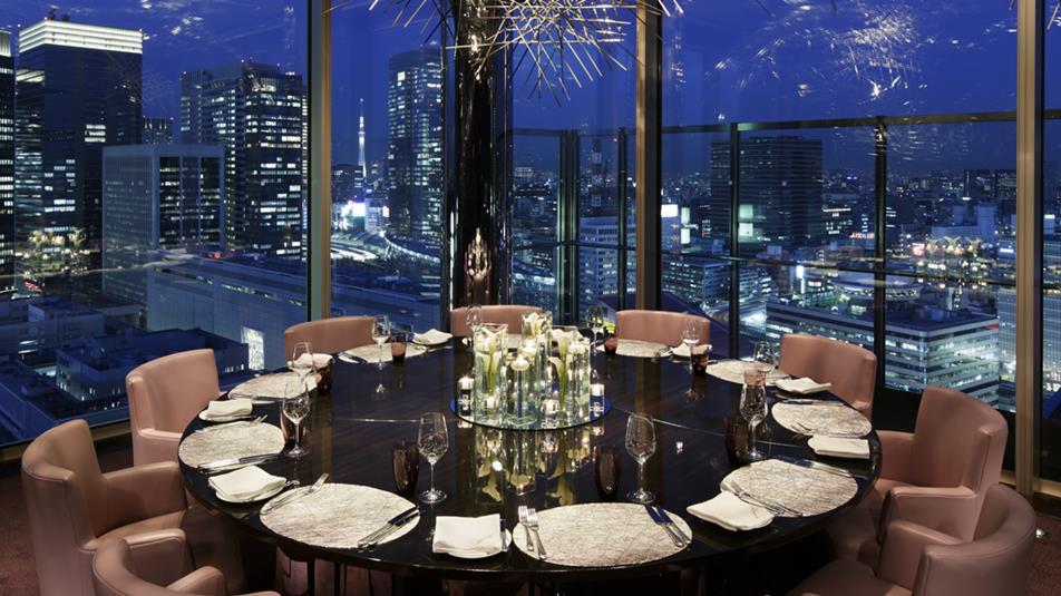 Peter-restaurant-privateroom