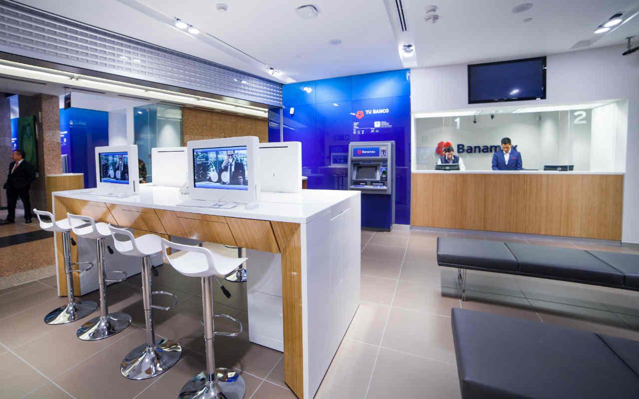 Banamex apuesta por sucursales digitales y talento for Codigos oficinas bancarias
