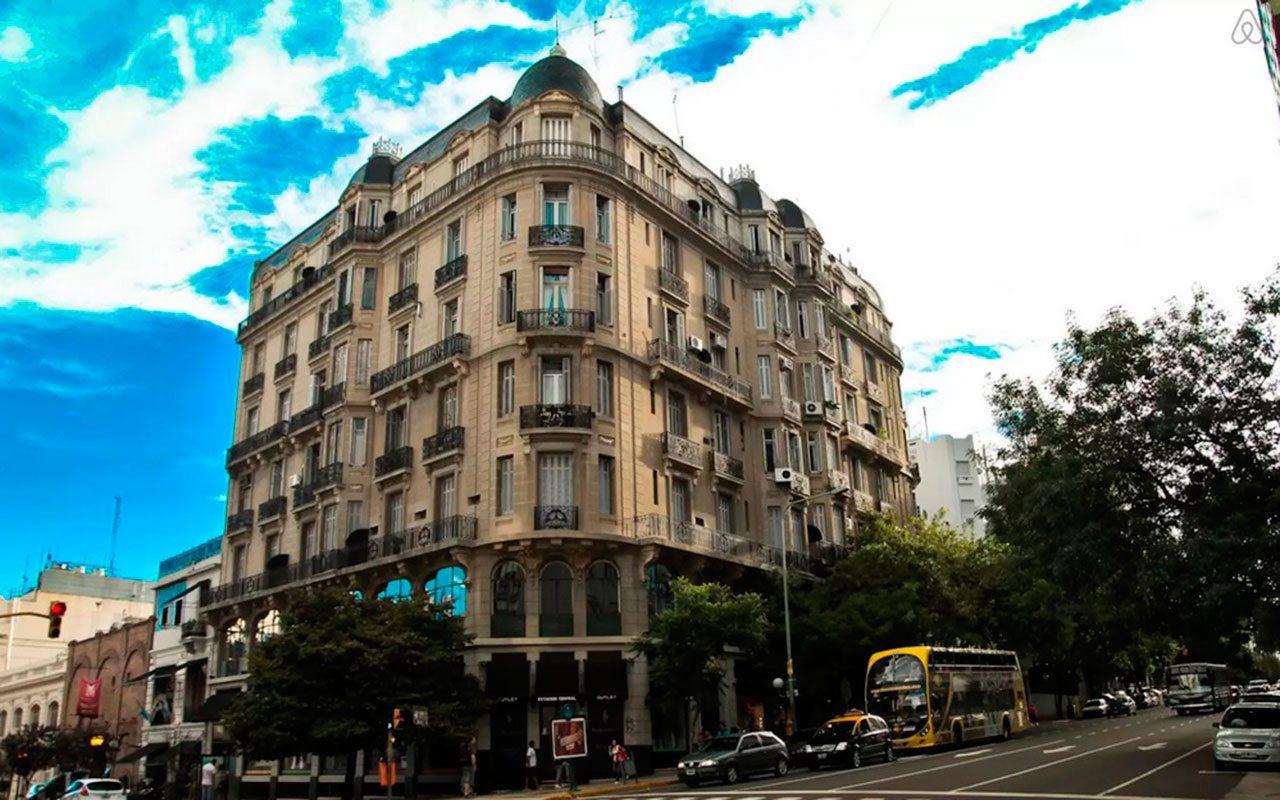 Alojamiento Airbnb en Buenos Aires
