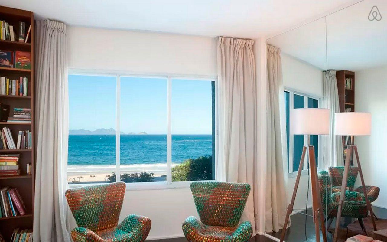 Alojamiento Airbnb en Río de Janeiro
