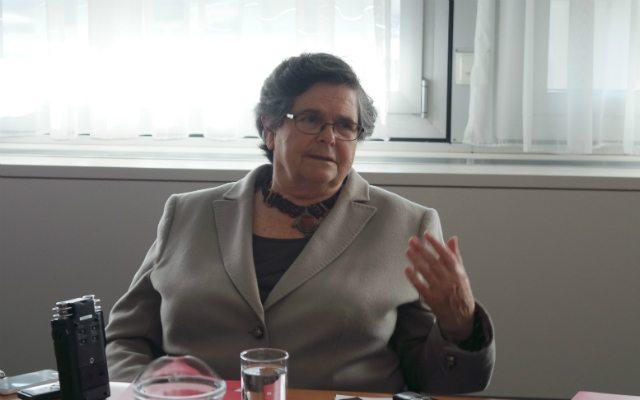 Ruth Dreifuss, ex presidenta de Suiza. Foto: Staff.
