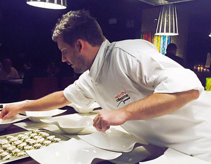 Top Chef invitado: Jonay Armas
