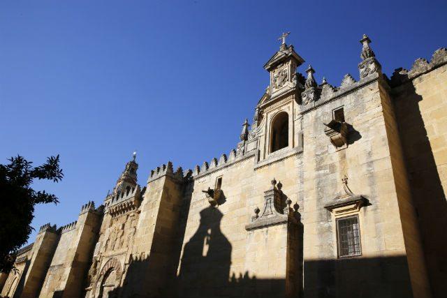 Mezquita y catedral de Córdoba.