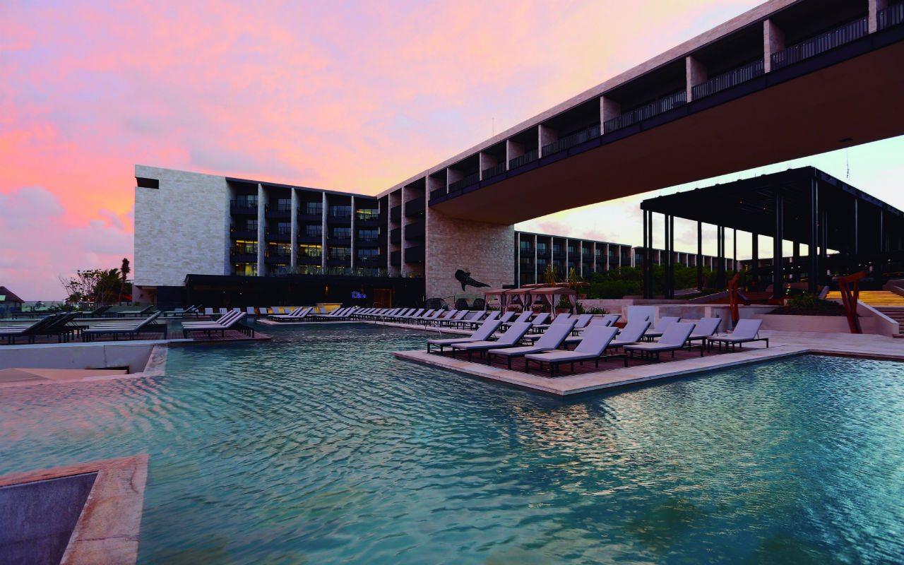CUNPC_Pool sunset