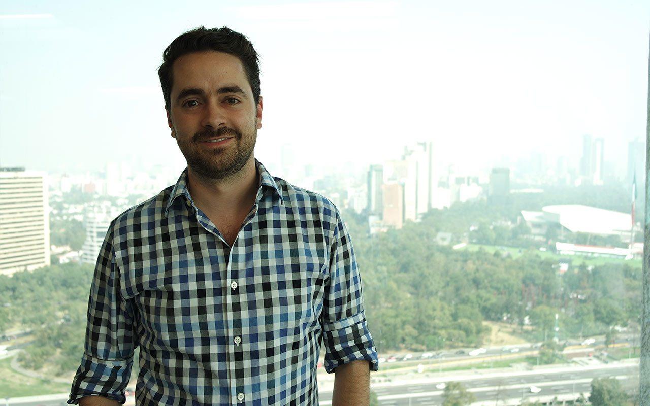 Rodrigo González, director de Retail para Facebook México. (Foto: Staff.)