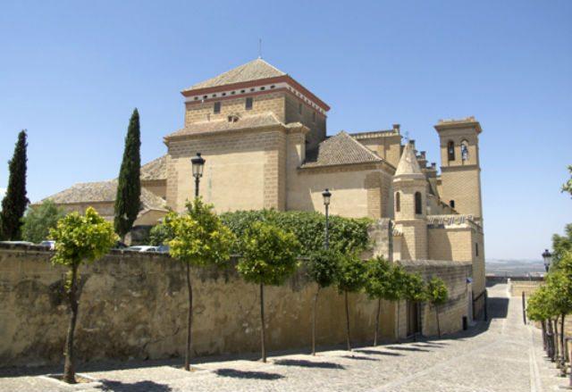 Colegiata de Santa María de la Asunción.