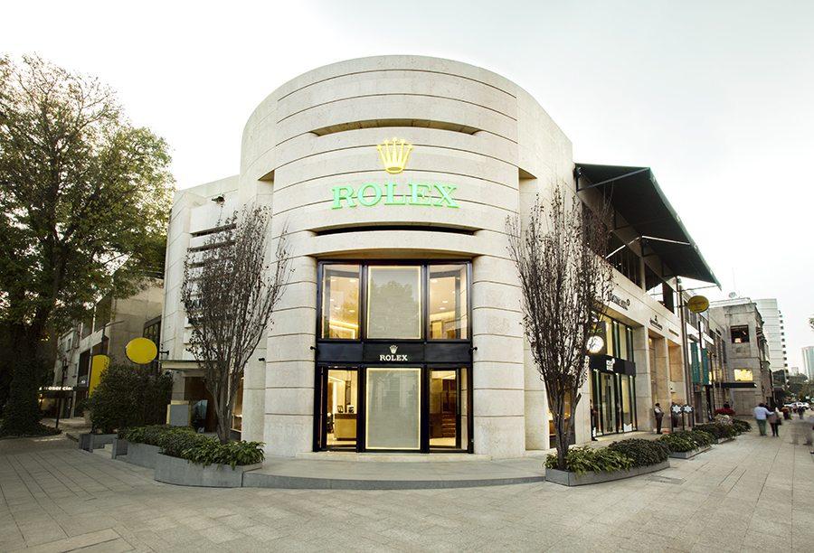 Boutique Rolex - 1