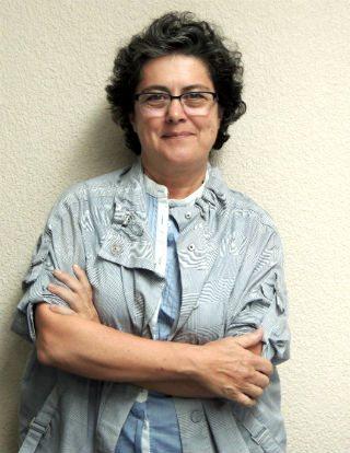 Cristina Martínez. (Foto: Josué D. Romero)