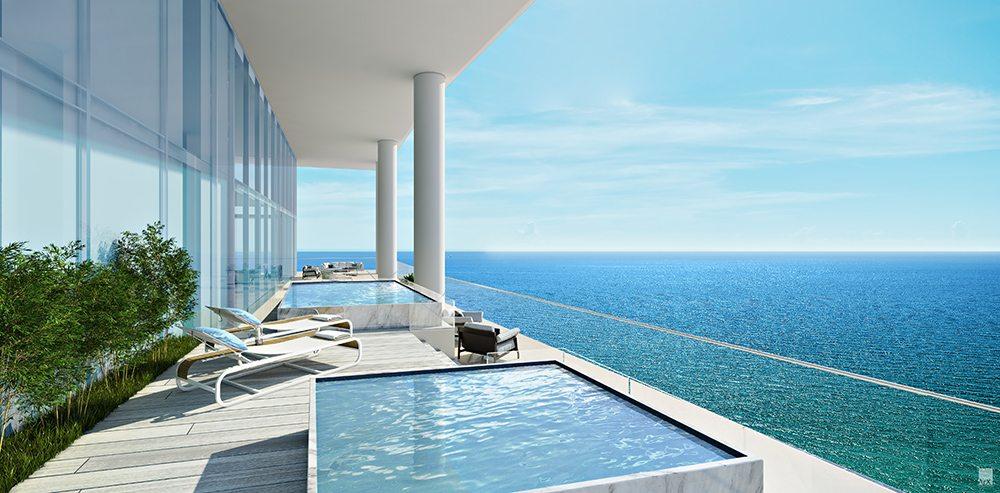 D Residence Balcony