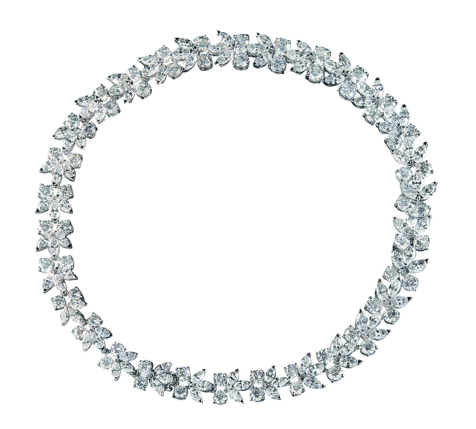 Gargantilla diamantes marquisse pag 81