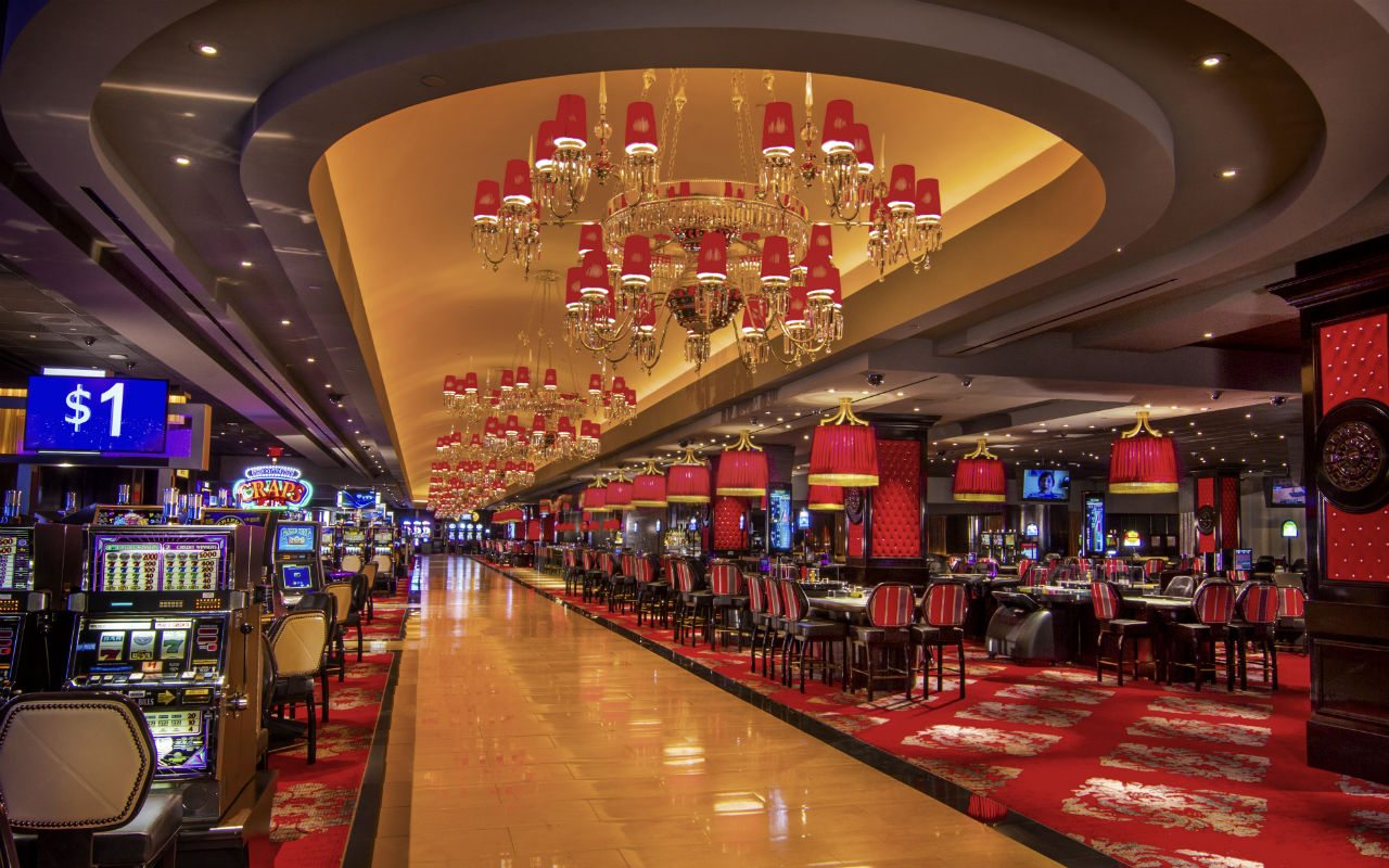 The Cromwell Casino Floor