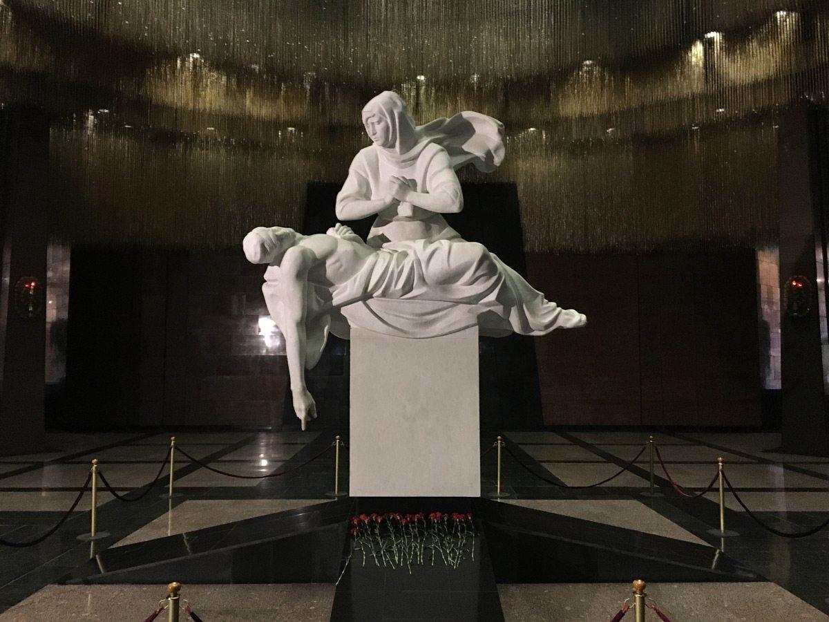 El Macro es ideal para fotografiar monumentos.