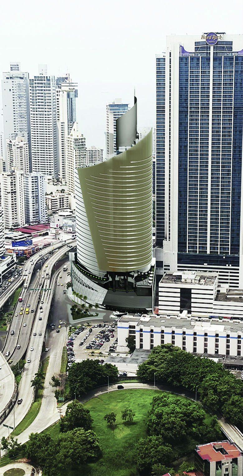 hotel-las-americas-golden-tower-fachada