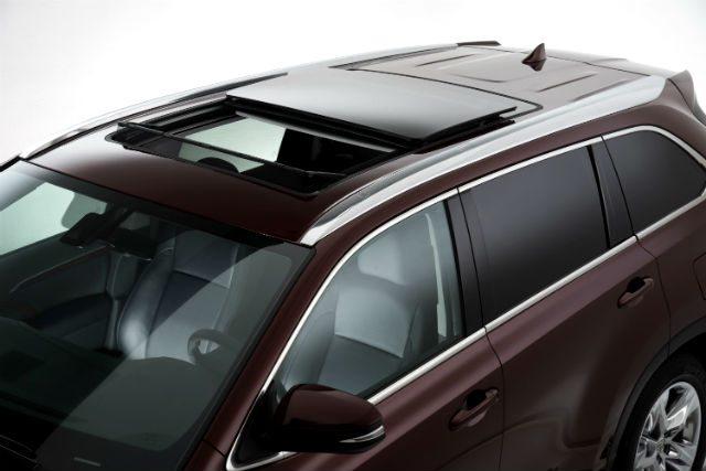 Toyota Highlander 2016 R 225 Pido Suave Y Silencioso