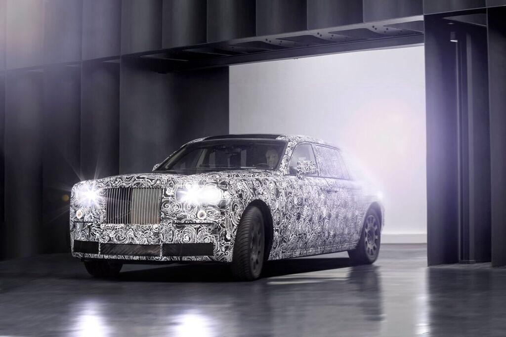 Cortesía: Rolls Royce