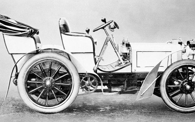 Das erste moderne Automobil