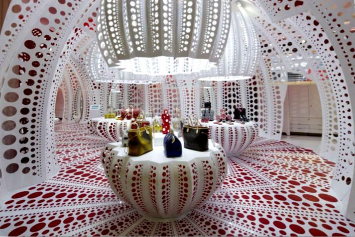 Pop-up store en Selfridges. (Foto: luxuryfeed.com)