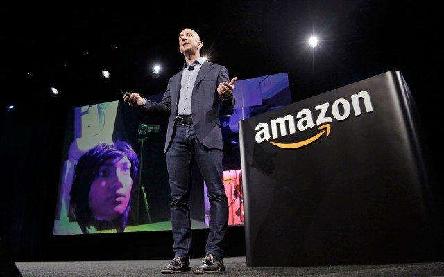 5. Jeff Bezos. Fortuna: 45,200 mdd. (Foto: Reuters.)