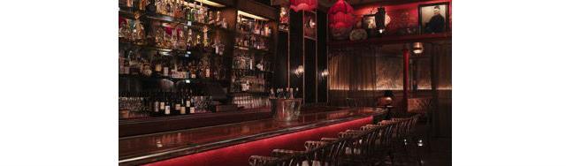 En el bar del hotel Chateau Marmont se ubicará la pop-up de una marca de cosmética que pretende emular la zona de maquillaje de un backstage aprovechando el tráfico generado en el hotel durante la semana de los Oscar. (Foto: townandcountrymag.com)