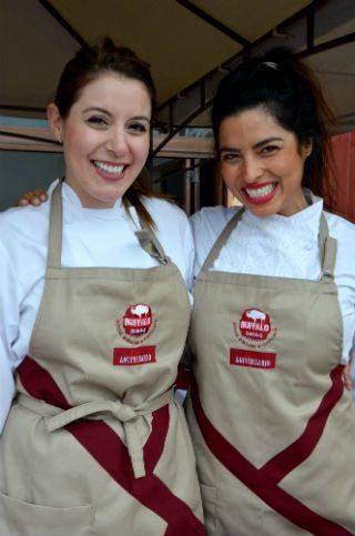 María Balderrama y Gaby De Souza