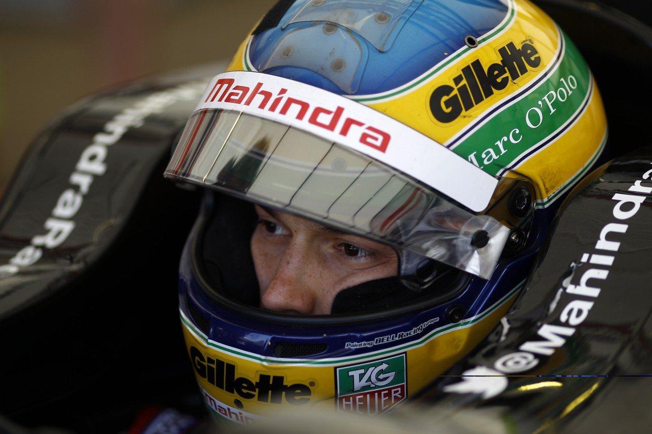 Foto Fórmula E