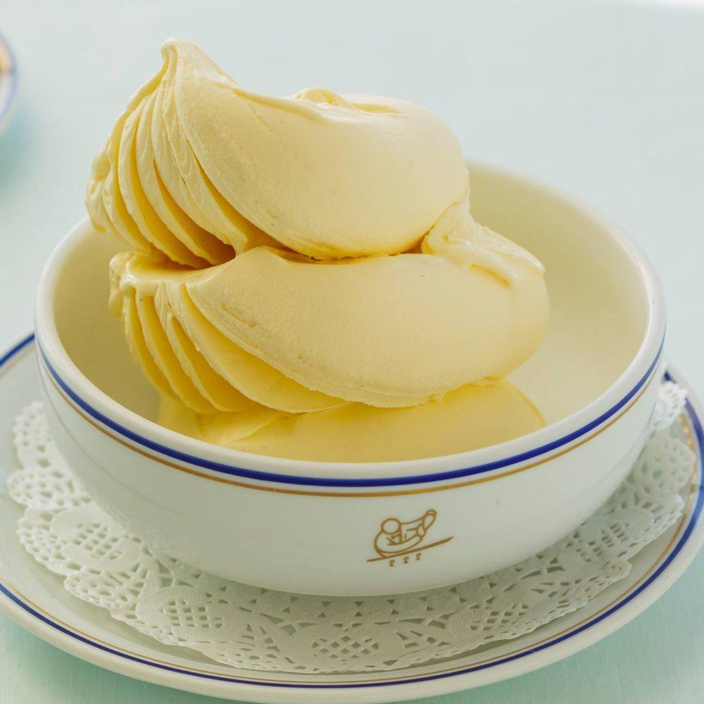 Imperdible: el helado de vainilla hecho en casa
