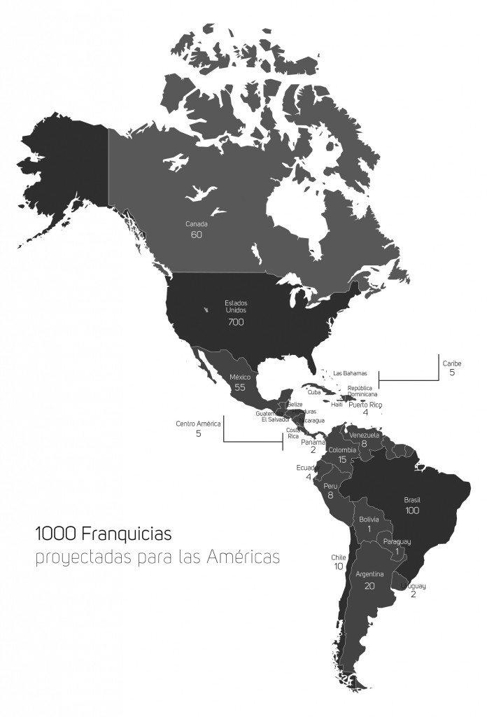 Mapa Mundi Forbes