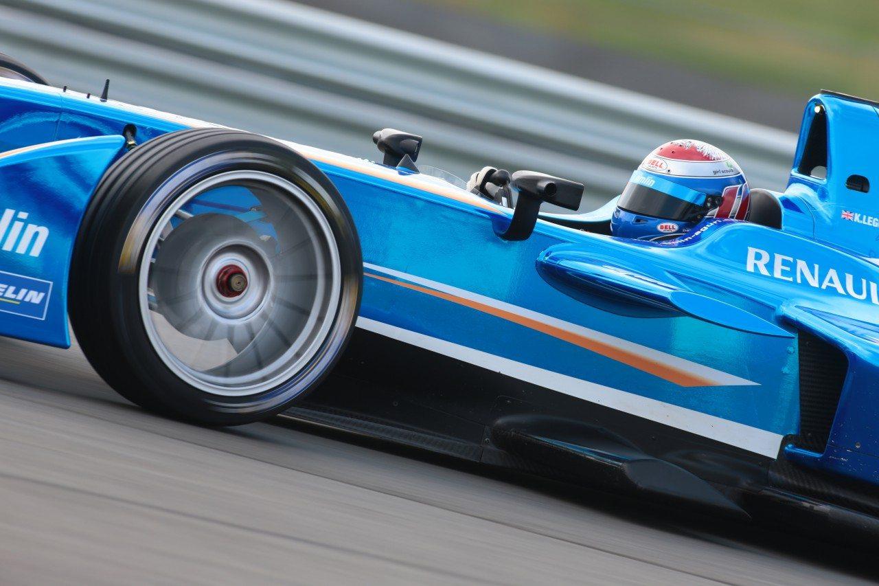 Foto: Malcolm Griffiths / LAT / Formula E