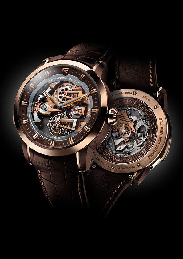 Reloj Soprano edición limitada de Christophe Claret