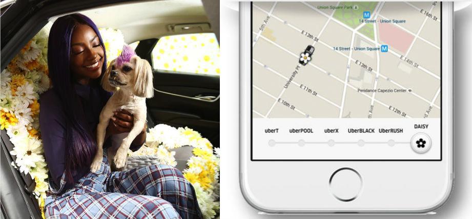 Imágenes: harpersbazaar.com / newsroom.uber.com