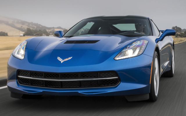 Corvette de Chevrolet