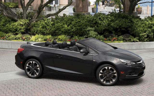 El convertible Cascada de Buick