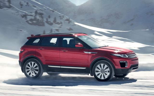 SUV Range Rover Evoque de Land Rover