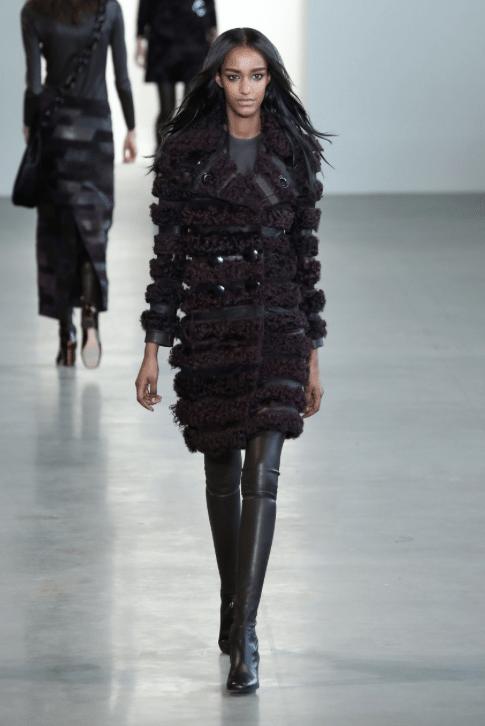 Pasarela Calvin Klein FW2015
